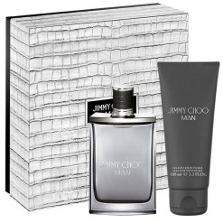 Jimmy Choo Man 100ml EDT & After Shave Balm 100ml Gift Set