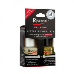 Revitanail 2 Step Revival Kit (twin pack)