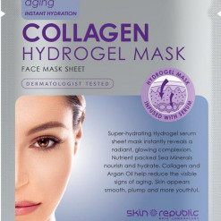 Skin Republic Aqua Collagen Hydrogel Face Mask
