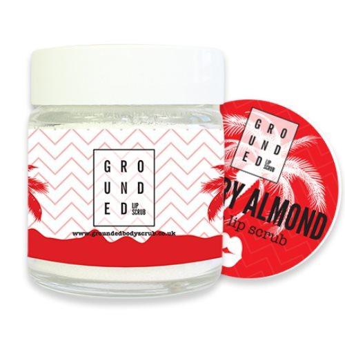 Grounded Cherry Almond Lip Scrub 30ml