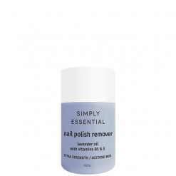 Simply Essential Nail Polish Remover Extra Strength 60ml - Acetone