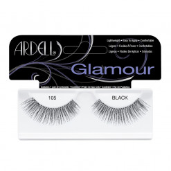 ARDELL GLAMOUR LASHES 105 BLACK