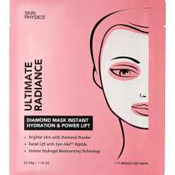 ULTIMATE RADIANCE DIAMOND MASK INSTANT HYDRATION & POWER LIFT