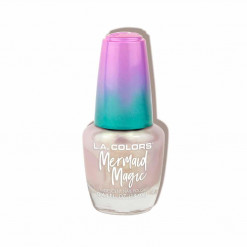 LA COLORS - MERMAID MAGIC NAIL POLISH OPAL