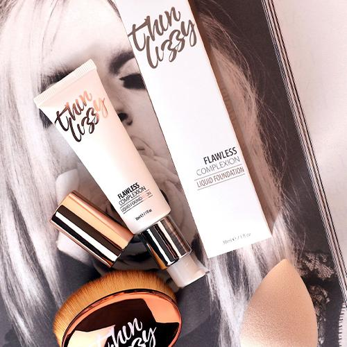 Thin Lizzy-Flawless Complexion Liquid Foundation