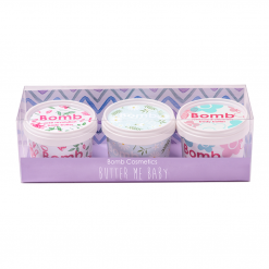 Bomb Cosmetics Butter Me Baby Potted Gift Pack