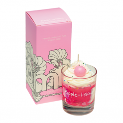 BOMB Cosmetics Ripple-licious piped Glass Candle